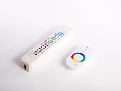 RGB LED Wireless Controller